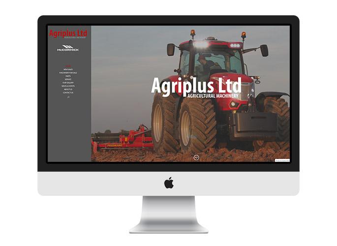 Web Design UK Portfolio Agriplus