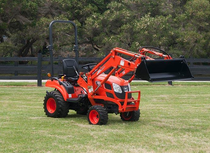Kearsley Tractors