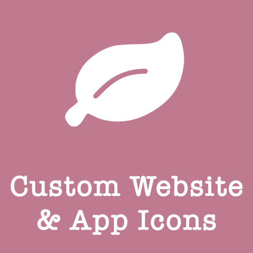 aftercare-custom-website-app-icons-design