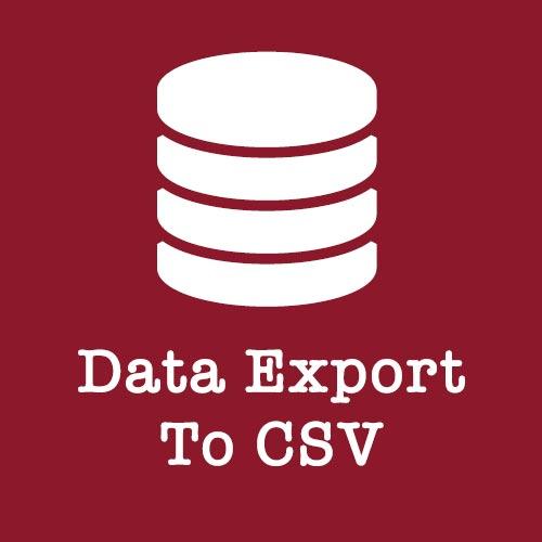 data-export-to-csv-extra