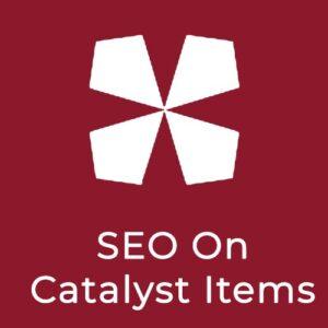 seo-on-catalyst-items