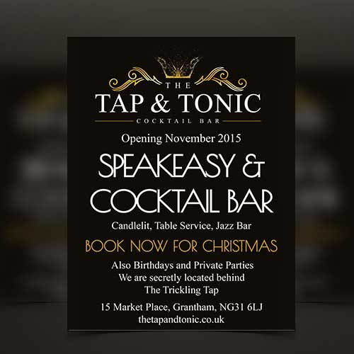 the-tap-tonic-flyers