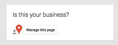 A Cautionary Tale About Google My Business