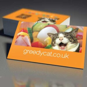 Business Cards Luxury Double Sided