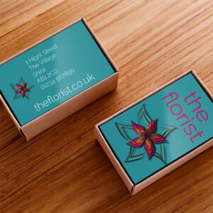 Business Cards Luxury Gloss Double Sided