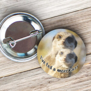 Button Badges 2.5cm Diameter