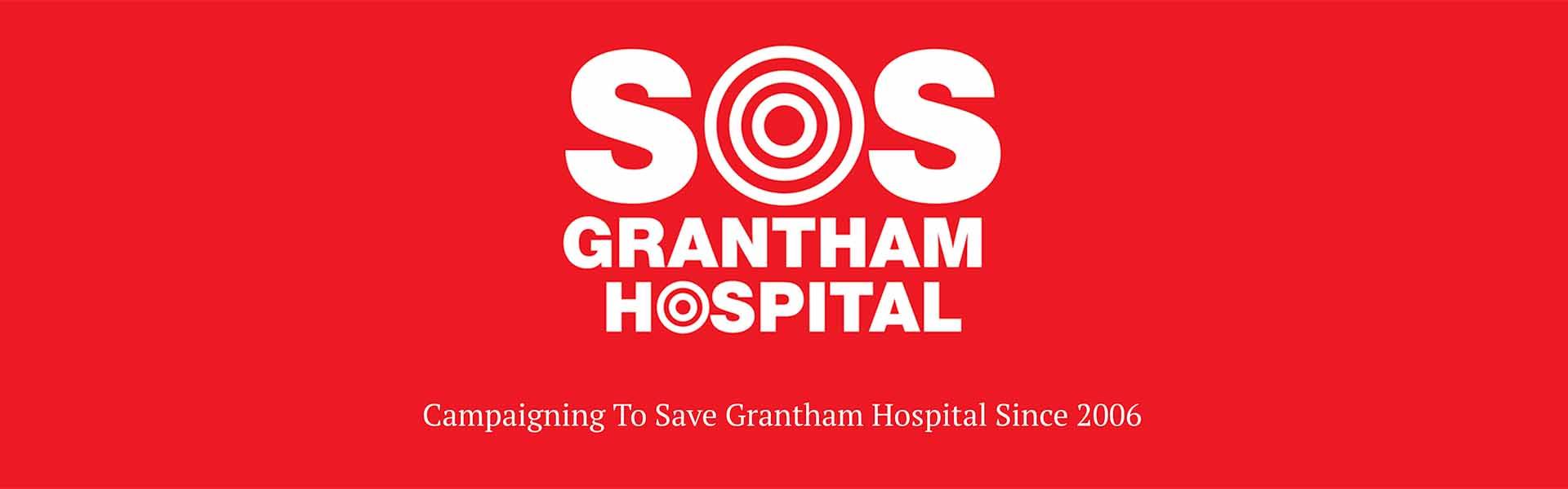 Web Design UK Portfolio SOS Grantham Hospital